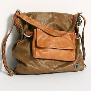 FREE PEOPLE A.S. 98 HUTCHIE CONVERTIBLE BACKPACK